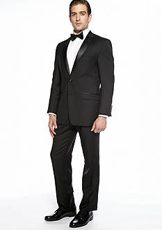 Lauren Ralph Lauren Tailored Clothing Classic Fit Tuxedo