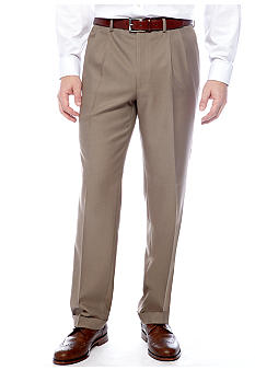 Lauren Ralph Lauren Tailored Clothing Total Comfort Tic Dress Pant