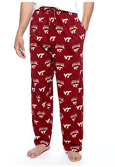 College Concepts Virginia Tech Hokies Lounge  Pants