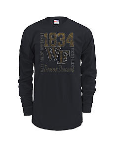 M J Soffe Wake Forest Deacon Demons Team Tee