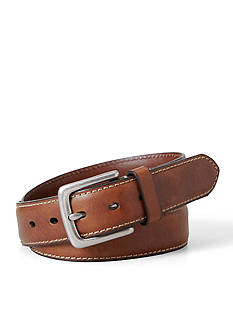 Fossil Aiden Leather Casual Belt