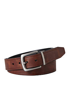 Fossil Parker Leather Reversible Belt