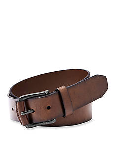 Fossil Carson Leather Casual Belt