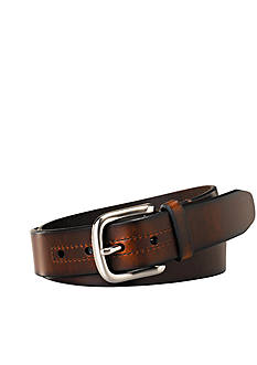 Fossil Hanover Leather Casual Belt