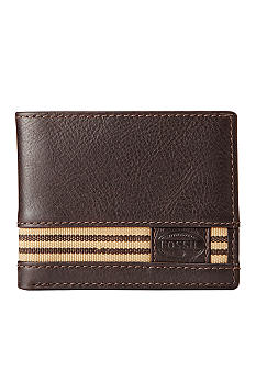 Fossil Woodridge Traveler Wallet