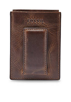 Fossil 'Derrick' Magnetic Card Case