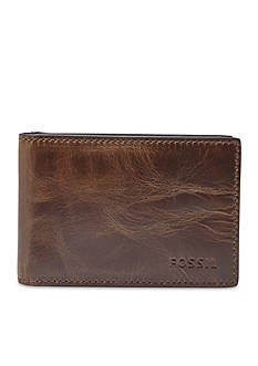 Fossil Derrick Money Clip Wallet