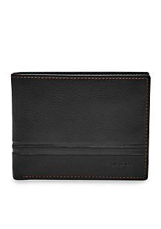 Fossil Watts Flip ID Bifold Wallet