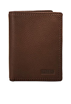 Fossil Men's Midway Super Capacity Bi-fold Wallet
