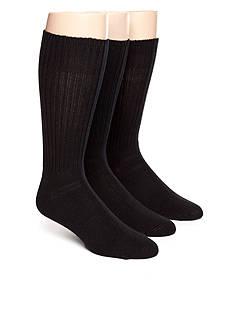 Calvin Klein Cotton Classic Crew Socks 3-Pack