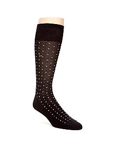 Calvin Klein Mini Dot Crew Socks