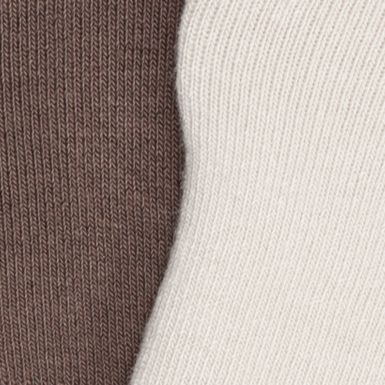 Mens Casual Socks: Tan/Brown Calvin Klein No Show Cushion Liner Socks - 2 Pack