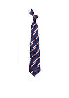 Eagles Wings Auburn Tigers Stripe Tie