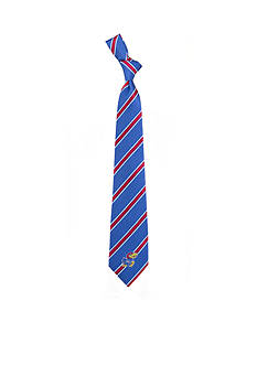 Eagles Wings Kansas Jayhawks Woven Poly 1 Ties
