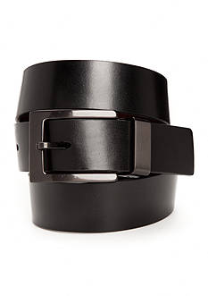 Madison 1.38-in. Sleek Edge Casual And Dress Reversible Belt