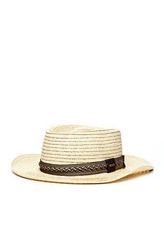 Scala™ Braided Gambler Hat