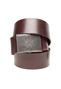 Red Camel Metal Buckle Strap Belt
