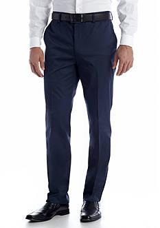 Madison Slim Fit Flat Front Pants