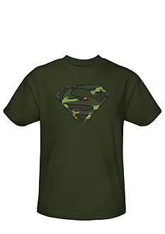 Trevco® Inc. Superman Camo Tee