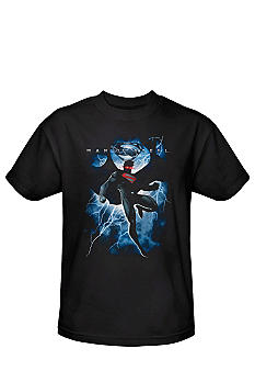 Trevco Inc. Superman Man of Steel Lightening Tee
