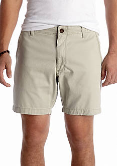 Red Camel Flat Front 7 Shorts