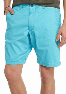 Red Camel 9-in. Flat Front Shorts