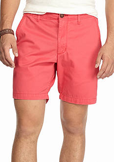 Red Camel 7-in. Flat-Front Shorts