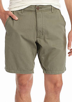 Red Camel 9-Inch Flat Front Shorts