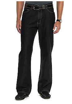 Red Camel® Loose Fit Rinse Wash Basic Jeans