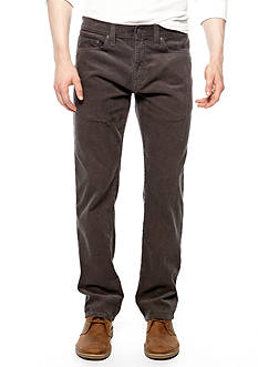 Red Camel® Straight Fit Corduroy Pants