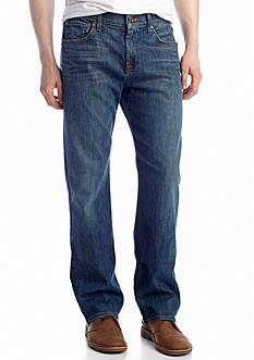 7 For All Mankind® Austyn Barbados Blue Denim Jean