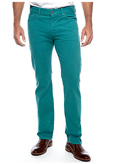 7 For All Mankind® Slimmy Straight Leg Twill Jeans