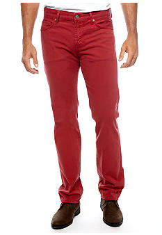 7 For All Mankind Slimmy Straight Leg Twill Jeans