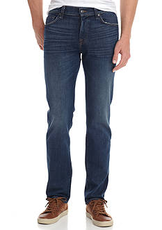 7 For All Mankind Standard Classic Straight-Leg Jeans