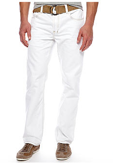 Red Camel Slim Straight Leg Jeans