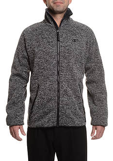 Weather Wear Bonded Fleece Sweater