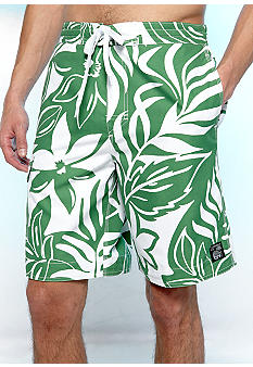 Caribbean Joe Fashion Swim Trunk