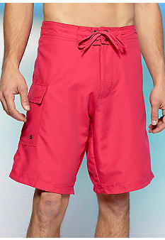 Red Camel Solid Color Board Shorts