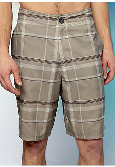 Red Camel Hybrid Swim Shorts