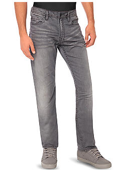 Buffalo David Bitton Six New Decker Gray Jeans