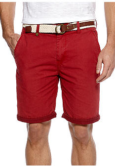 Buffalo David Bitton Canvas Shorts