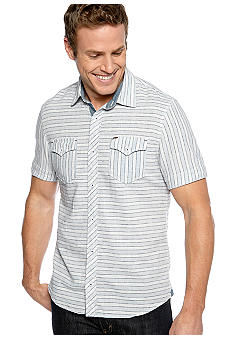 Buffalo David Bitton Simul Short Sleeve Shirt
