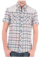 Buffalo David Bitton Sorun Linen Slub Weave Shirt