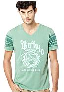 Buffalo David Bitton Nodamy V-Neck Tee