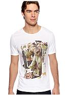 Buffalo David Bitton Napeli Graphic Tee