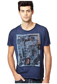 Buffalo David Bitton Noctave Graphic Tee