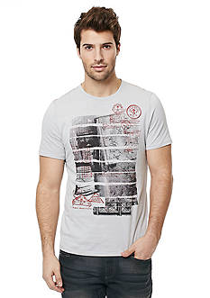 BUFFALO DAVID BITTON Nistle Graphic Tee