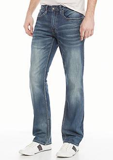 BUFFALO DAVID BITTON Six Vintage and Classic Jeans