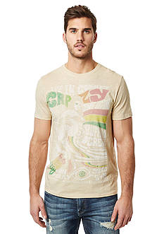 BUFFALO DAVID BITTON Nacop Psychedelic Graphic Tee