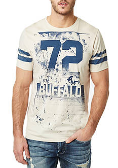 BUFFALO DAVID BITTON Nitrik Short Sleeve Graphic Tee